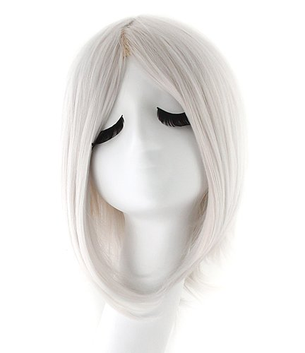 MapofBeauty Synthetic Straight Costume Cosplay