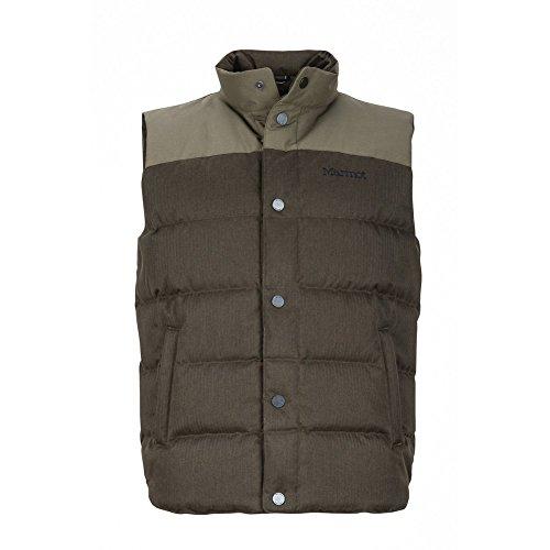 Marmot Fordham Deep Olive XL Mens Vest -  785562378209