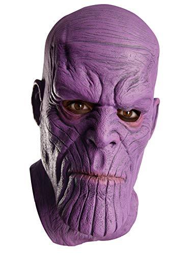 Rubie's Adult Marvel Avengers: Infinity War Deluxe Latex Thanos Mask -