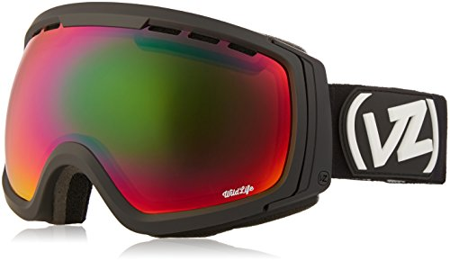 VonZipper - Dba Feenom N.L.S. Ski Goggles, Black Satin/Wildlife