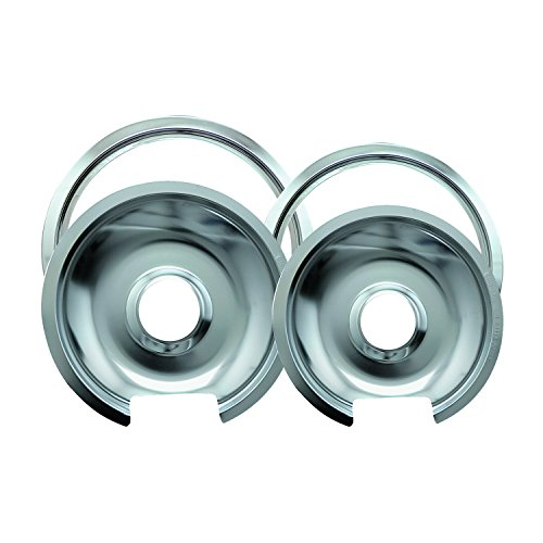 - Range Kleen Drip Pan & Trim Ring Chrome 1 Small/6