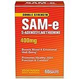 Puritan's Pride SAM-e 400 mg-60 Caplets