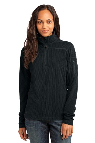 Ladies 1/4 Zip Fleece - 5