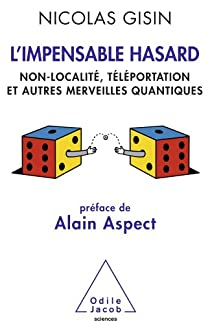 Book's Cover ofL'impensable hasard