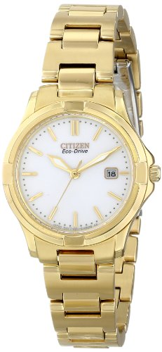 Citizen Eco-Drive Women's EW1962-53A Silhouette Sport Watch