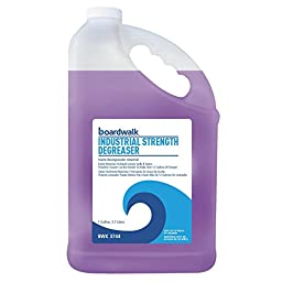Boardwalk 3744 Heavy-Duty Degreaser, 1 gal Bottle (Pack of 4)