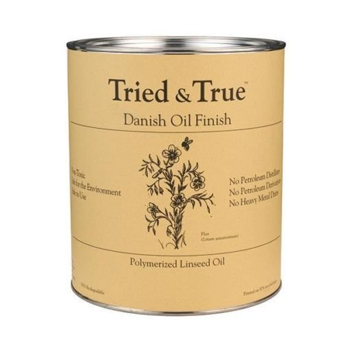 Tried and True Danish Oil (Danish Oil For Wood)