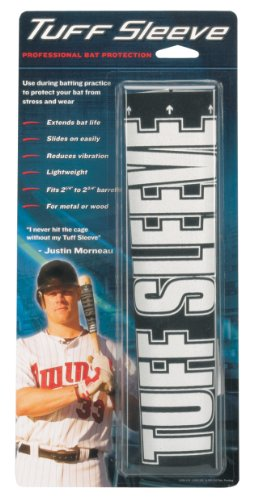 Markwort Tuff Sleeve Bat Protection (Black) by Markwort