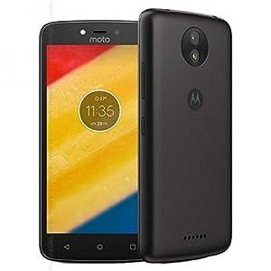 Celular Smartphone Motorola Moto C Plus 16gb 4G Quadcore 2 Chips Tela 5 Flash Fontal
