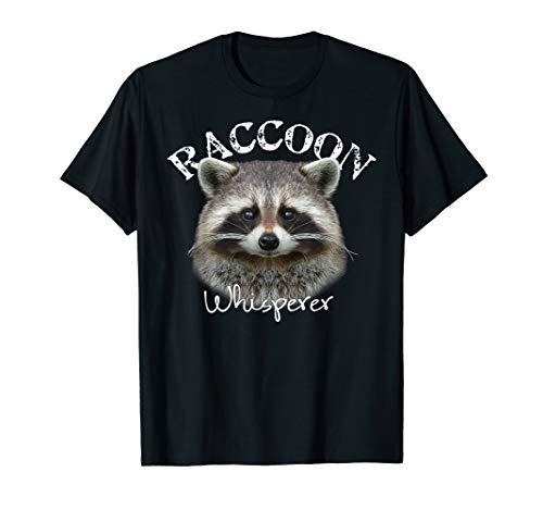 Raccoon Whisperer Shirt Cute Raccoon T-Shirt