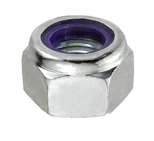 Connex KL4260012 É crous Anti-desserrage m12, din 985, 1000 g, galvanisé es, Multicolore galvanisées