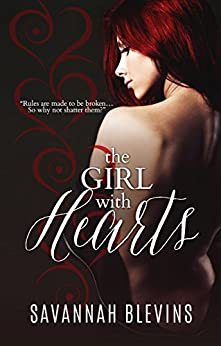 The Girl With Hearts (Midtown Brotherhood Book 1) by [Blevins, Savannah]