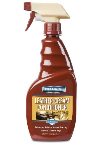 Car Cream - Blue Magic 850 Leather Cream Conditioner - 16 fl. oz.