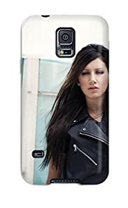 Hot XKnTOpS8211AJPxT Ashley Tisdale Tpu Case Cover Compatible With Galaxy S5