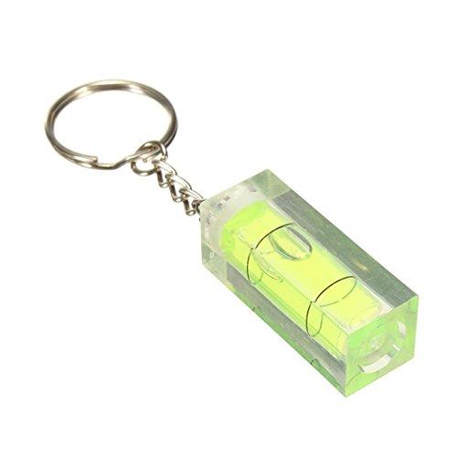 Te Strumento Da Livello mini Gadget Verde Fai r green Spirito Toogoo Portachiavi Livella Colore ZnqCwHUC