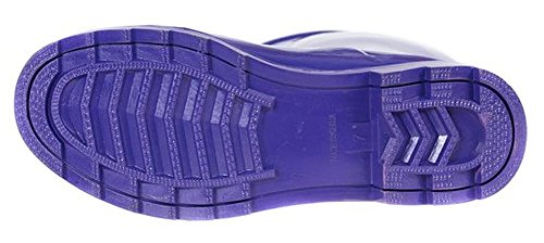 Forever Young - Womens Wellie Rain Boot, Purple 37277-11B(M)US
