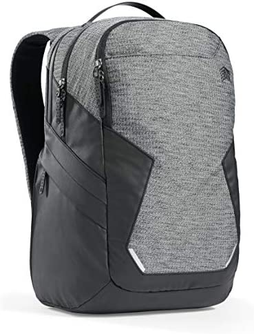 STM Myth Backpack Featuring Luggage Pass-Through 28L 15 Laptop – Granite Black stm-117-187P-01