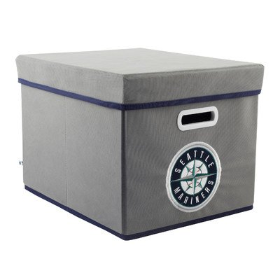 MLB Seattle Mariners Fabric Storage Cube