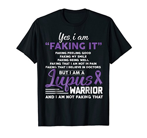 Lupus Awareness Shirts Gifts For Lupus