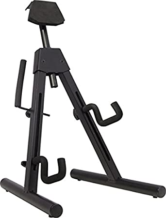 fender universal a frame electric stand black
