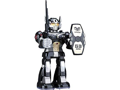 DQTOYS Robot Andador 26 cm. Disparos con Luces: Amazon.es ...