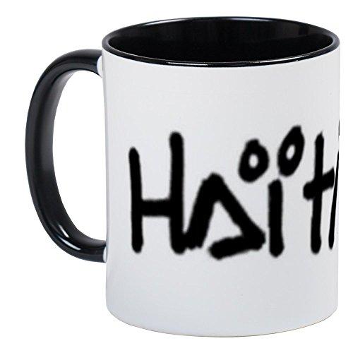 CafePress - Haitian Pride Mug - Unique Coffee Mug, Coffee Cup