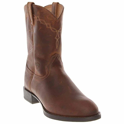 Ariat Menns Arv Roper Western Cowboy Boot Distressed