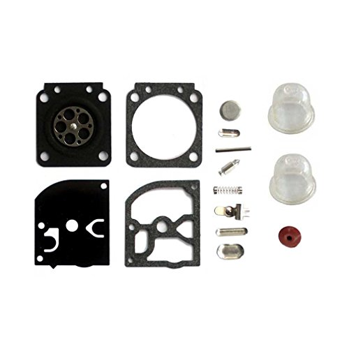 AISEN Carburetor Diaphragm Gasket Repair Rebuild Kit for Stihl FS80 FS85 FS55 HS85 FC75 HT70 HT75 RB-66 C1Q-S29 C1Q-S30 C1Q-S41 Carburetor Carb Gasket Diaphragm