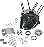 S&S Cycle Twin Cam Engine Case BLK 4.125