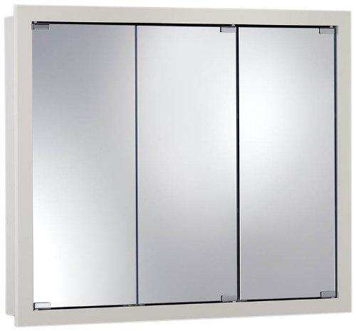 Jensen 740605 Granville Oversize Medicine Cabinet, Classic White, 36-Inch by 30-Inch by 4-3/4-Inch by Jensen