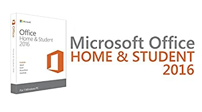 Microsoft Office Home And Student 2016 Windows Full Version 1 Pc Key Card