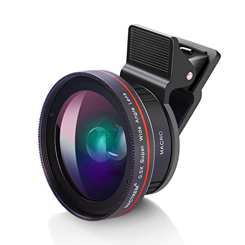Herbon Universal 37mm 0.5X Wide Angle Smartphone Lens