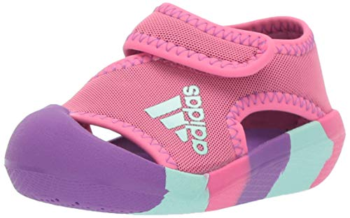 adidas Baby Altaventure, semi Solar Pink/Active Purple/Clear Mint, 6K M US Toddler