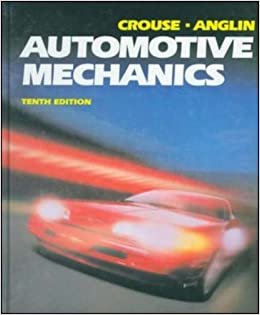 automobile engineering bywilliam crouse