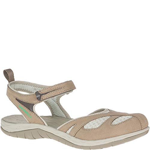 Merrell Women's Siren WRAP Q2 Slipper, Brindle, 10.0 M US