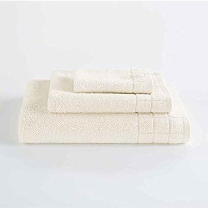 Toallas de algodón puro hombres y mujeres intensificar la absorción de agua Toalla de bebé grueso