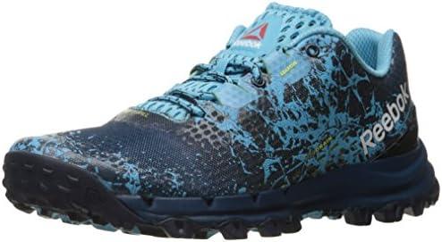 Reebok Women's Terrain Thrill Running Shoe, Noble Blue