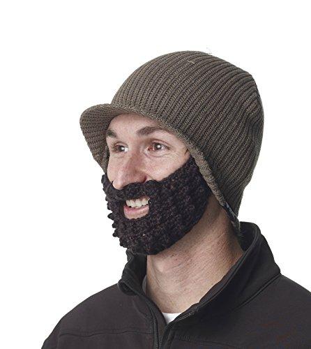 Original Beard Beanie Earth Black product image