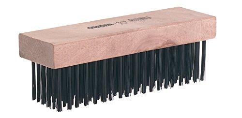 Osborn 83002SP Scratch Brush, Steel, 1-5/8'' Trim Length by Osborn