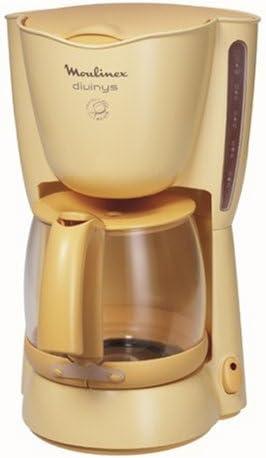 Moulinex Divinys Protect Plus Polen Amarillo Filtro Cafetera ...