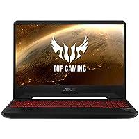 ASUS TUF FX505DY-BQ002T 15.6-inch FHD Gaming Laptop (AMD Ryzen 5-3550H/8GB/1TB HDD/Windows 10/Radeon RX 560X 4GB Graphics/2.20 Kg), Black