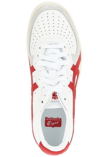 Tiger GSM Basses Mixte Adulte Sneakers Blanc Onitsuka AwBCqA
