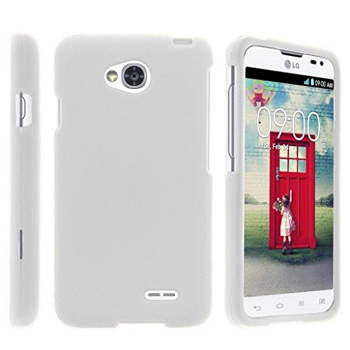 MINITURTLE Case Compatible w/ [LG Optimus L70 Case, Ultimate 2 Case, Optimus Exceed 2 Case][Snap...