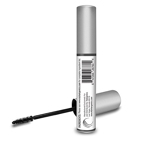 Lavish Lash HD by Hairgenics – Ultra-Premium Volumizing Fiber Mascara for Extreme High Definition Lashes.