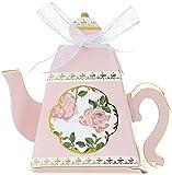 Kate Aspen, Tea Time Whimsy Collection, Teapot Tea