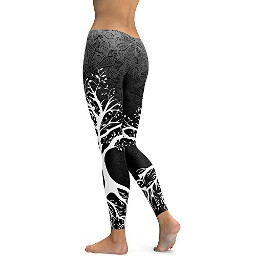 JMETRIE Women's High Waist Leggings Tummy Control Fitness