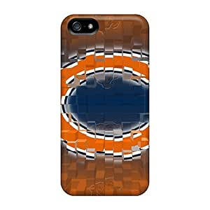 Cute Tpu Elaney Chicago Bears Case Cover For Iphone 5/5s