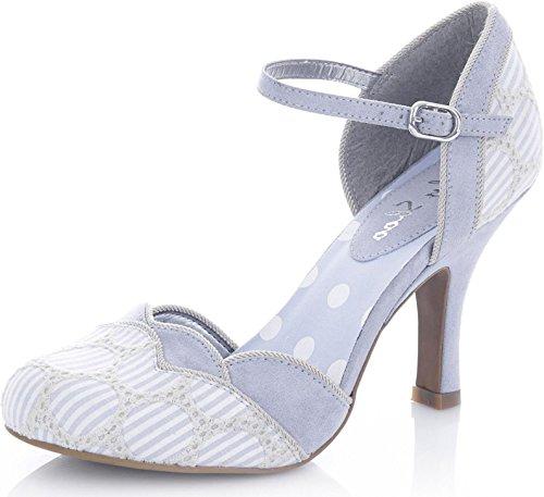 Chaussures Rose Shoo Ruby Pheobe Femme Bleu qBxtUtzw1