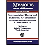 img - for Representation Theory and Numerical AF-invariants: The Representations and Centralizers of Certain States on $mathcal{O}_d$ (Memoirs of the American Mathematical Society) (Paperback) - Common book / textbook / text book