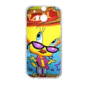 Tweety Bird HTC One M8 Cell Phone Case White persent xxy002_6037778